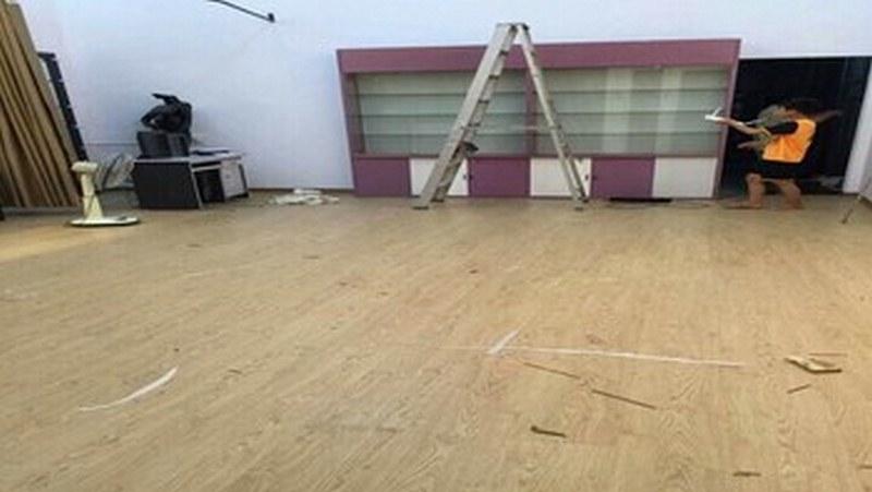 sàn gỗ vinasan TL391-8
