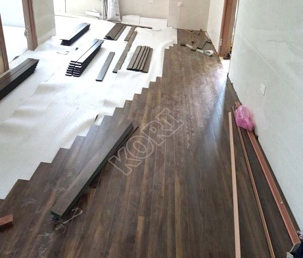 lắp đặt sàn gỗ thái nguyên, thi công sàn gỗ công nghiệp tại thái nguyên