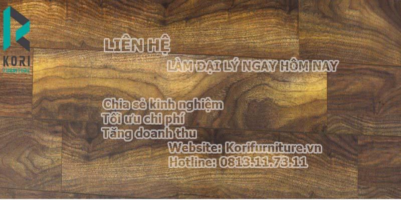 Liên hệ  đăng ký làm đại lý sàn gỗ công nghiệp