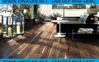 Báo giá sàn gỗ công nghiệp năm 2018