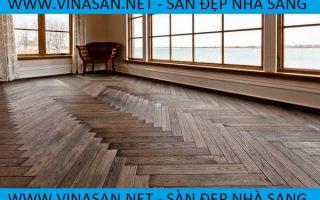 Đừng ham mua loại sàn gỗ công nghiệp rẻ 115 -135 nghìn/m2