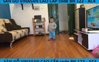 Báo giá sàn gỗ công nghiệp tại Hà Nội