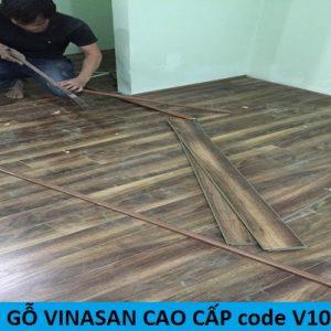 Báo giá thi công sàn gỗ công nghiệp và sàn nhựa