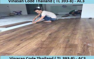 Quy trình thi công sàn gỗ công nghiệp – Sàn gỗ Vinasan