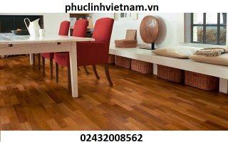 Có nên lát sàn gỗ công nghiệp cho nền nhà bạn hay không ?