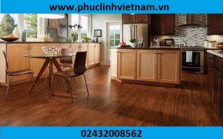 Sàn gỗ công nghiệp cao cấp có tốt cho sức khỏe người tiêu dùng ?