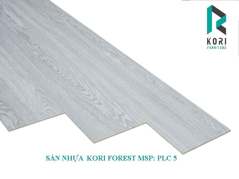 sàn nhựa hèm khóa koriforest plc 522