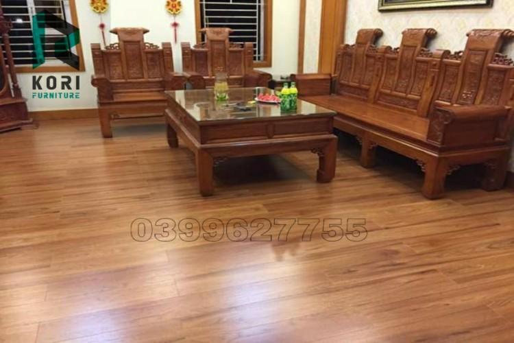 sàn gỗ công nghiệp Gia Lai