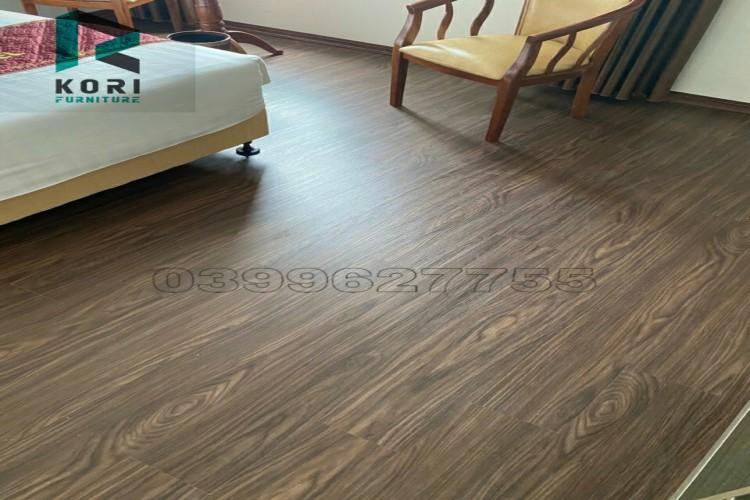 thi công sàn gỗ tại Kiên Giang