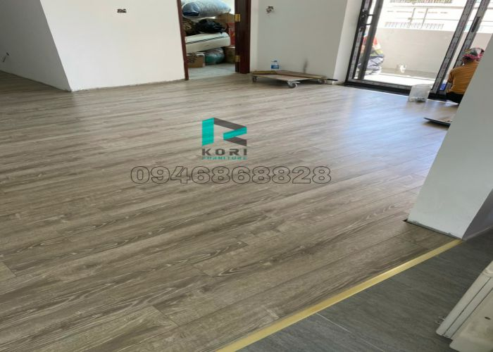 Sàn gỗ công nghiệp Long An