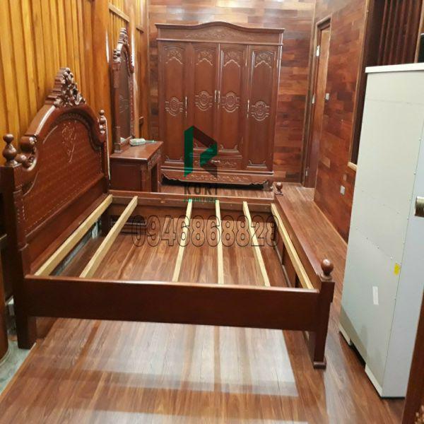 Sàn gỗ công nghiệp Sóc Trăng
