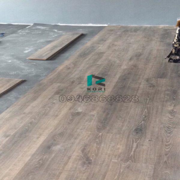 Thi công sàn gỗ công nghiệp tại Thành phố Hồ Chí Minh