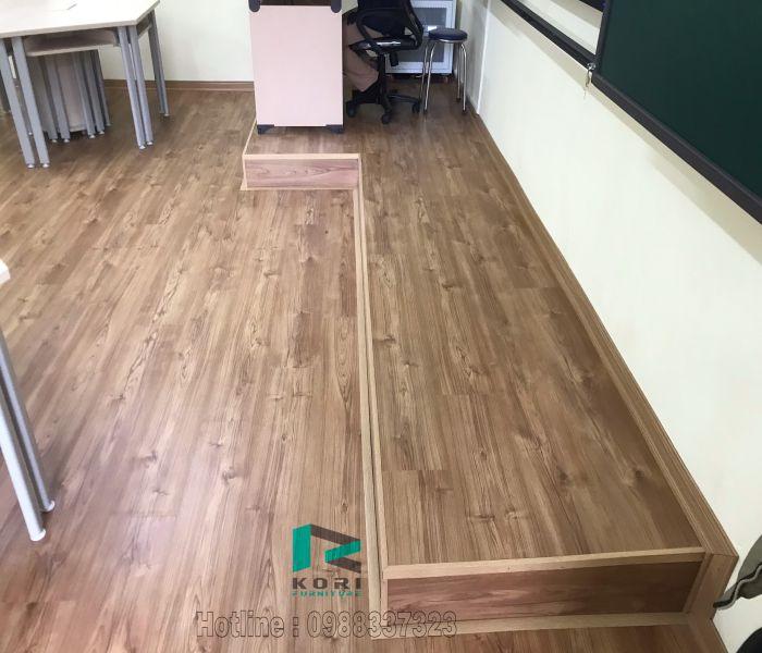 Giá sàn gỗ công nghiệp đức đẹp