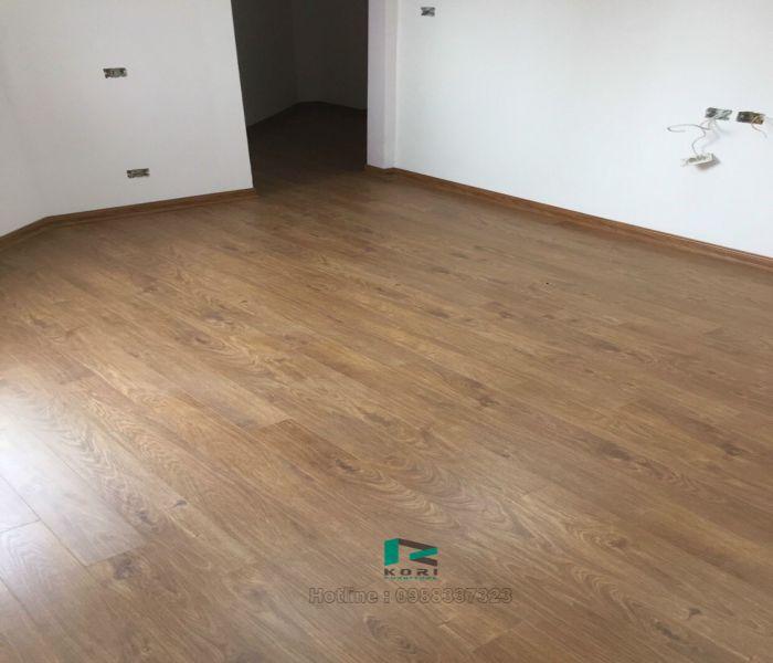 Giá sàn gỗ công nghiệp Hàn Quốc