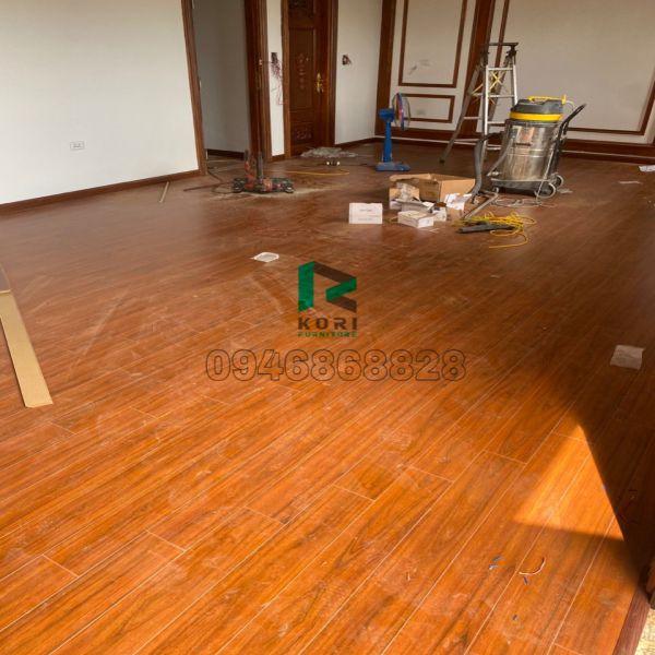 Sàn nhựa giả gỗ Bình Phước