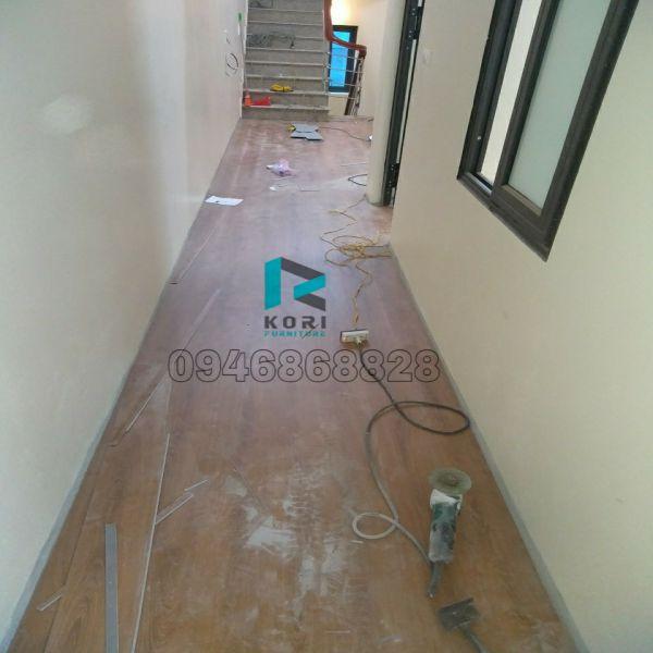 Sàn nhựa giả gỗ Bình Thuận